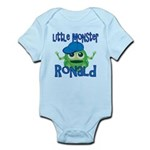 Little Monster Ronald Infant Bodysuit