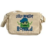 Little Monster Ronald Messenger Bag