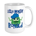 Little Monster Ronald Large Mug