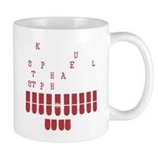 Unique Court reporter Mug