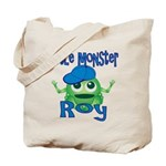 Little Monster Roy Tote Bag