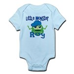 Little Monster Roy Infant Bodysuit