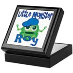 Little Monster Roy Keepsake Box