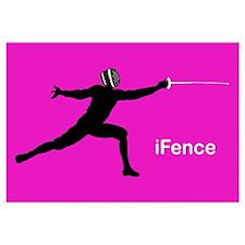 iFence Pink