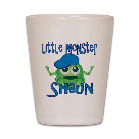 Little Monster Shaun Shot Glass
