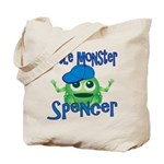 Little Monster Spencer Tote Bag