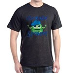 Little Monster Spencer Dark T-Shirt