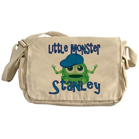 Little Monster Stanley Messenger Bag