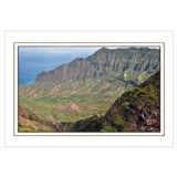 16x20 - Kalalau Valley Matted