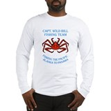 WIld Bill Fishing Team Long Sleeve T-Shirt