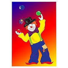 Clown -23x35