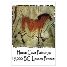 Horse Cave Painting Petroglyph
