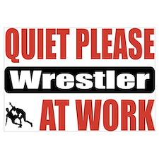 Wrestler Work