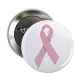 "Pink Ribbon 2.25"" Button (10 pack)"