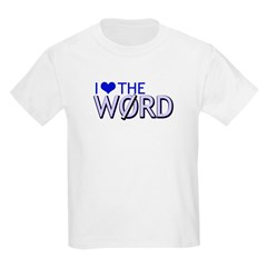 The WORD Kids T-Shirt