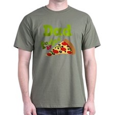 Dad Fueled By Pizza T-Shirt
