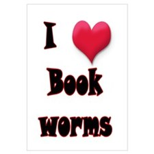 I Love(Heart) Bookworms