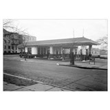 Amoco Gas Station. Washington, D.C., 1925.