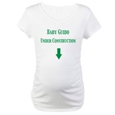 Baby Guido Under Construction Shirt