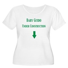 Baby Guido Under Construction T-Shirt