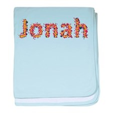 Jonah Fiesta baby blanket
