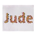 Jude Fiesta Throw Blanket
