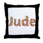 Jude Fiesta Throw Pillow