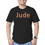 Jude Fiesta Men's Fitted T-Shirt (dark)