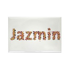 Jazmin Fiesta Rectangle Magnet