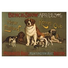 KENNEL CLUB 16x20