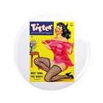 Titter Hot Pin Up Brunette Girl 3.5