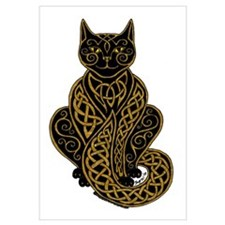 Black Celtic Cat 7