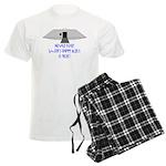 Smith's Happy Acres Hotel Men's Light Pajamas