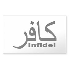 Infidel (1) Decal