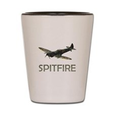 Spitfire Shot Glass