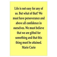pierre and marie currie quote