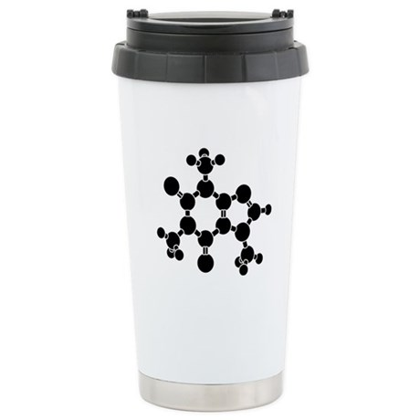 Caffeine Ceramic Travel Mug