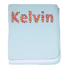 Kelvin Fiesta baby blanket