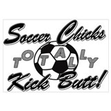 Soccer Chicks Kick Butt!