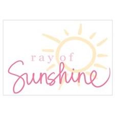 Ray of Sunshine (pink)