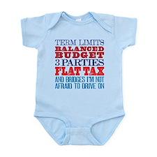 My Demands Infant Bodysuit
