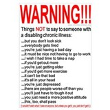 Disabling Chronic Illness