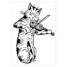 Fiddler Cat