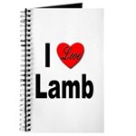 I Love Lamb Journal
