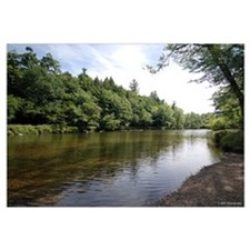 9X12 - Adirondack River 53