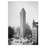 Flatiron Building. New York City, 1905.