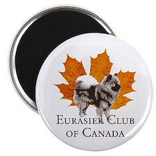 Eurasier Club of Canada (ECC) Magnet