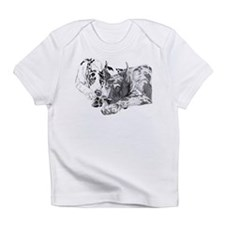 Great Dane Inseparable Infant T-Shirt