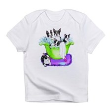 Boston Terrier TubFull Infant T-Shirt