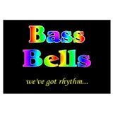 Bass Bells Black
